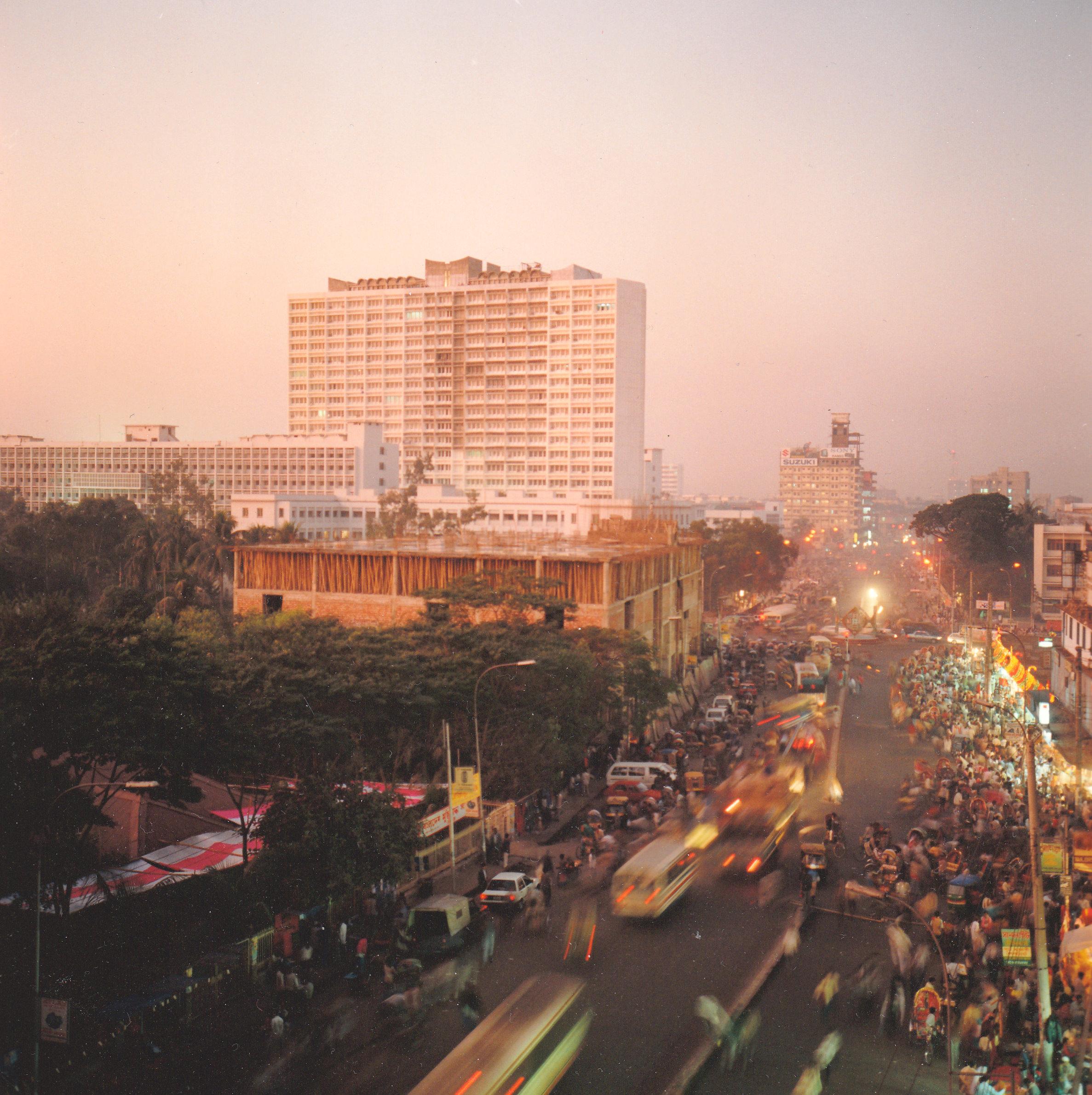 dhaka urban 1992